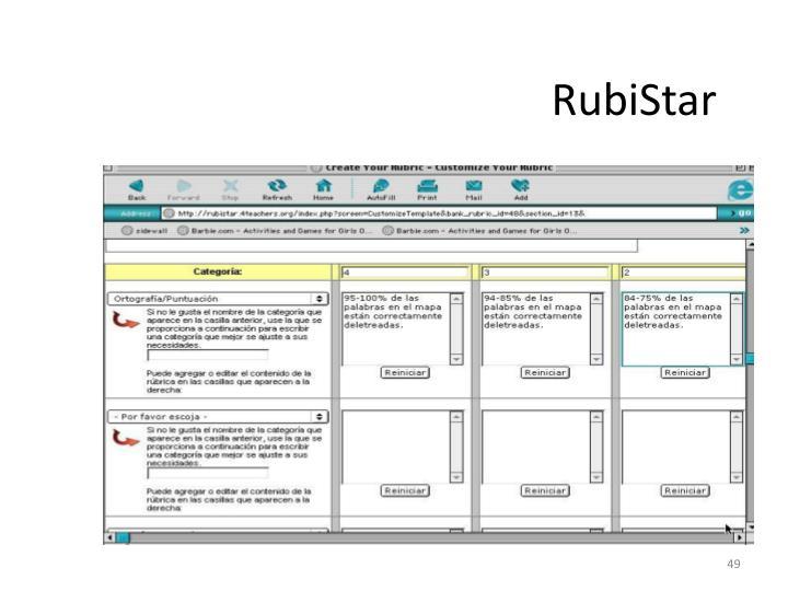 RubiStar