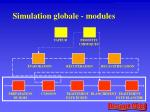 simulation globale modules2