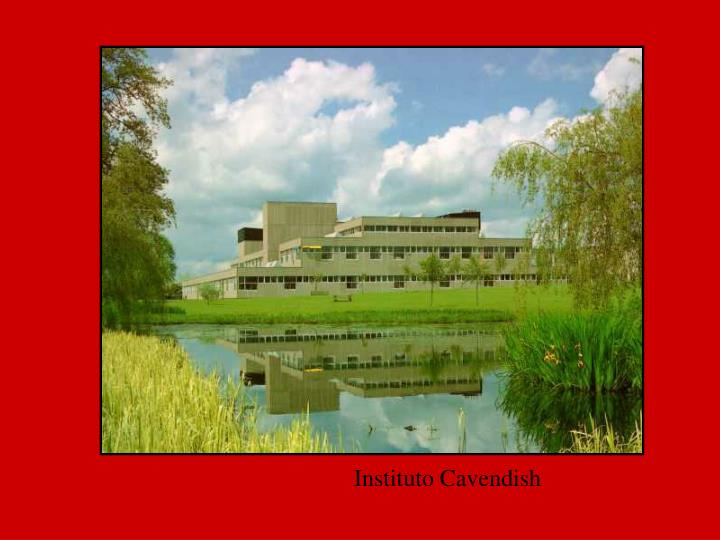 Instituto Cavendish