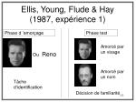 ellis young flude hay 1987 exp rience 11