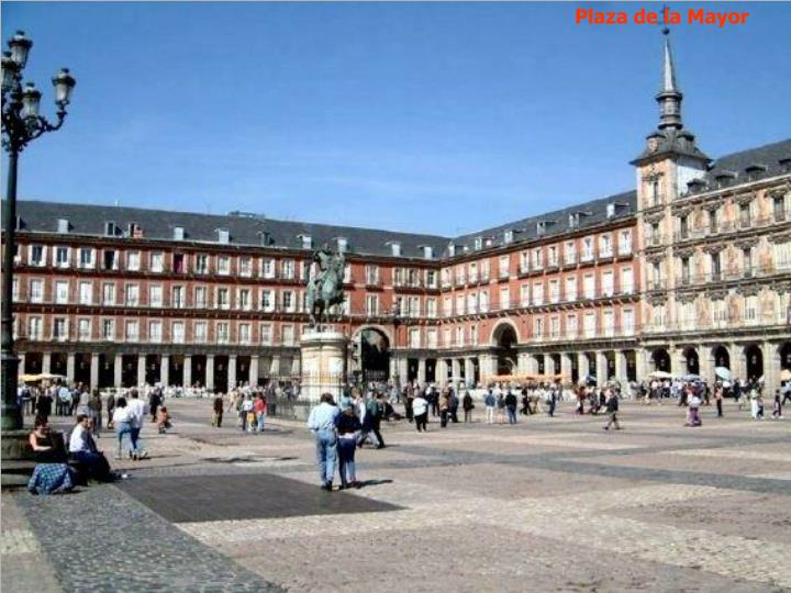 Plaza de la Mayor