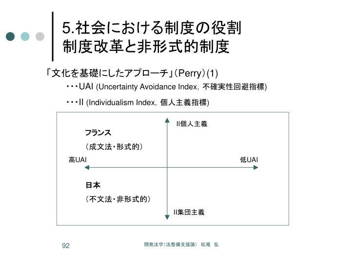 「文化を基礎にしたアプローチ」(