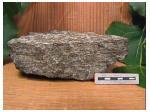 gneiss sillimante chantillon