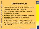 mikroaaltouuni