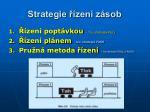 strategie zen z sob