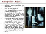 radiograf as rayos x