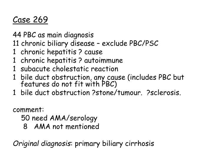 Case 269