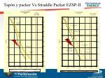 tap n y packer vs straddle packer ezsp ii
