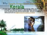 why kerala honeymoon packages