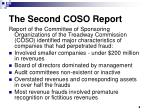the second coso report