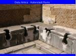 ostia antica hafenstadt roms