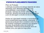 etapas do planejamento financeiro3