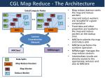 cgl map reduce the architecture