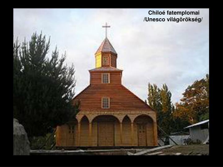 Chiloé fatemplomai
