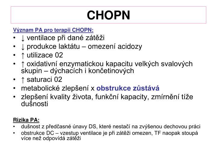 CHOPN