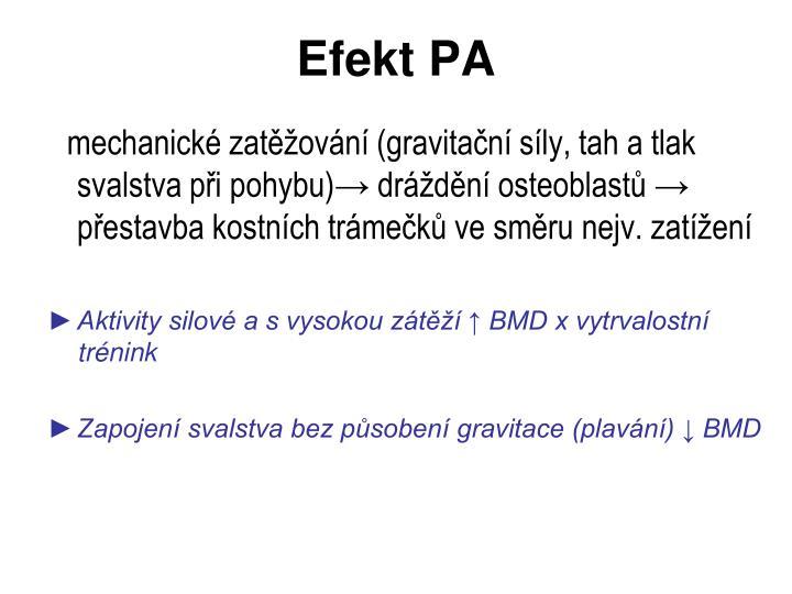 Efekt PA