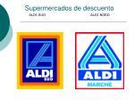 supermercados de descuento