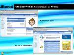 utilizador final personaliza o do my site