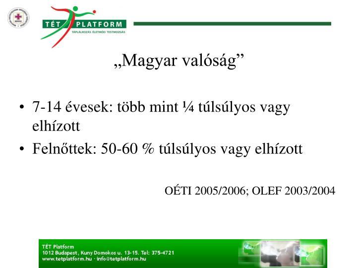 Magyar val s g