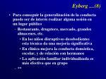 eyberg 8