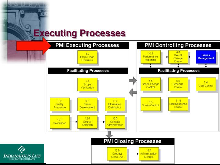 Executing Processes