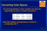 converting color spaces1