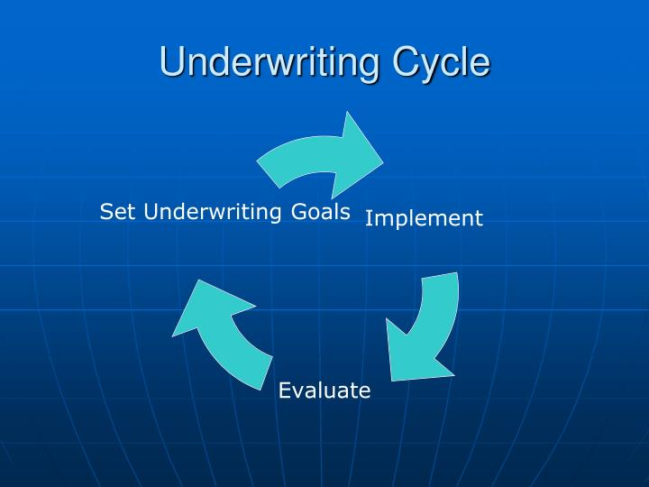 Underwriting Cycle