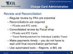 charge card administration10