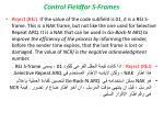 control fieldfor s frames4