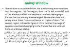 sliding window2