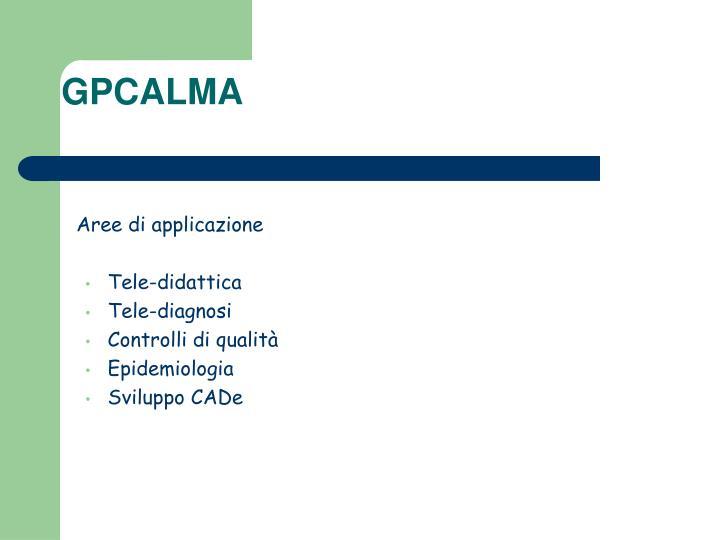 GPCALMA