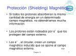protecci n shielding magn tica