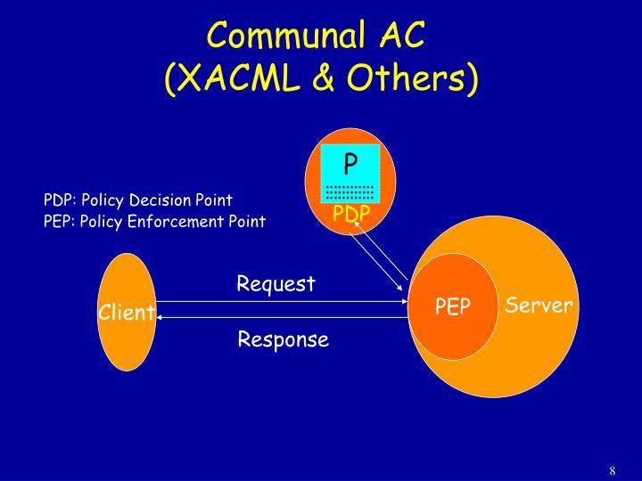 Communal AC