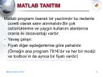matla b tanitim5
