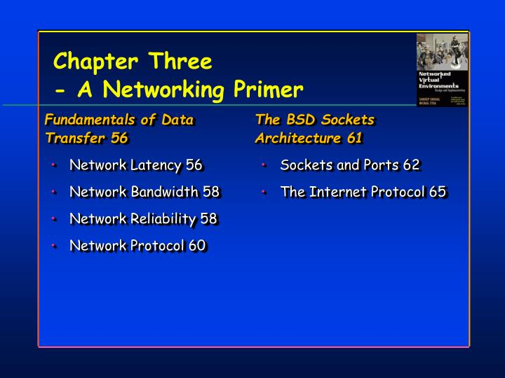 chapter three a networking primer n.