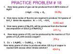 practice problem 18