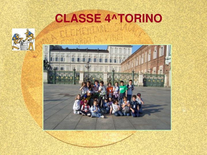 CLASSE 4^TORINO