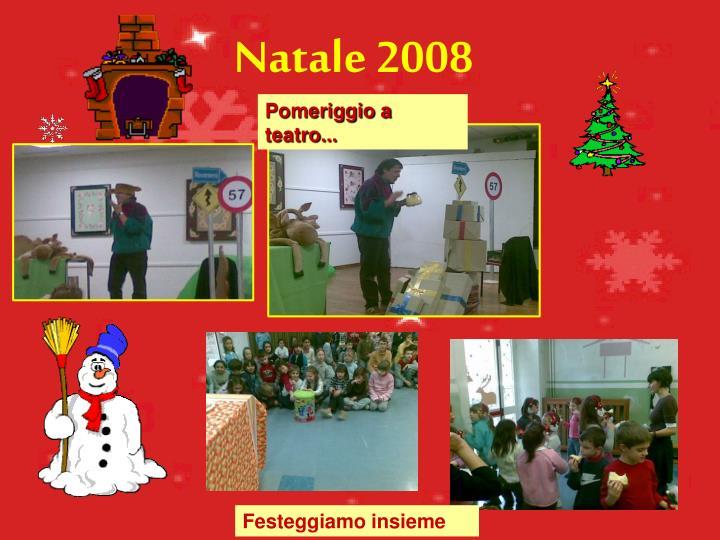 Natale 2008