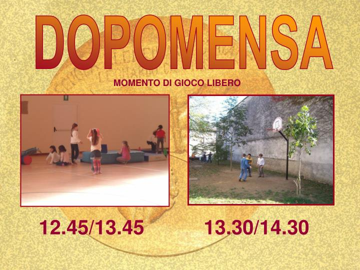 DOPOMENSA