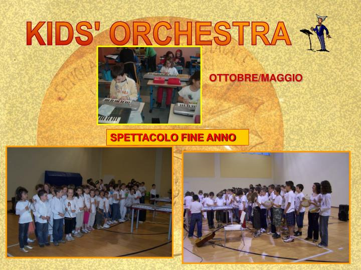 KIDS' ORCHESTRA