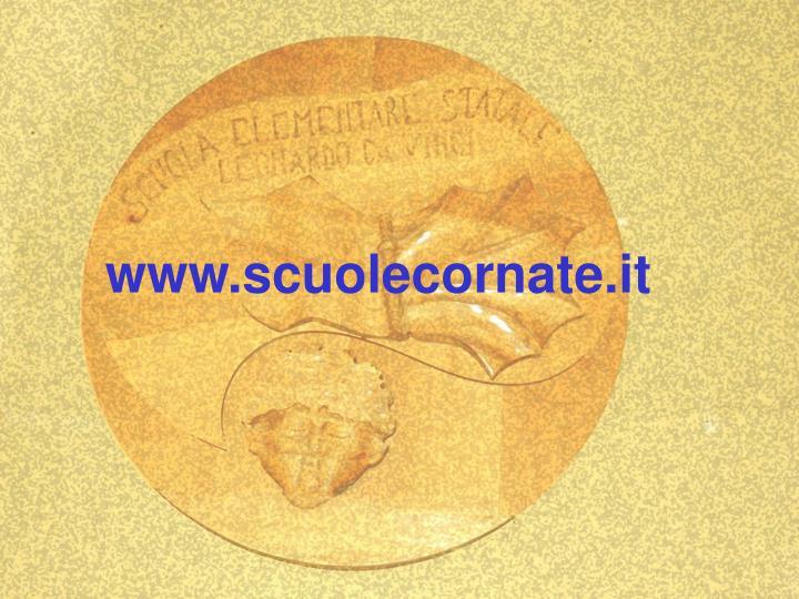 www.scuolecornate.it