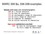 marc 300 a 336 338 examples2