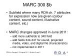 marc 300 b