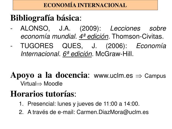 Econom a internacional