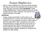 feature mapservice