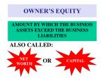 owner s equity