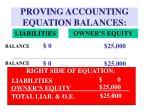 proving accounting equation balances1