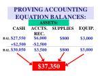 proving accounting equation balances12