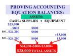 proving accounting equation balances2