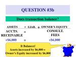 question 3b9